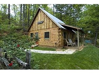 North carolina cabins mountain vacation rentals and for Smoky mountain cabin specials