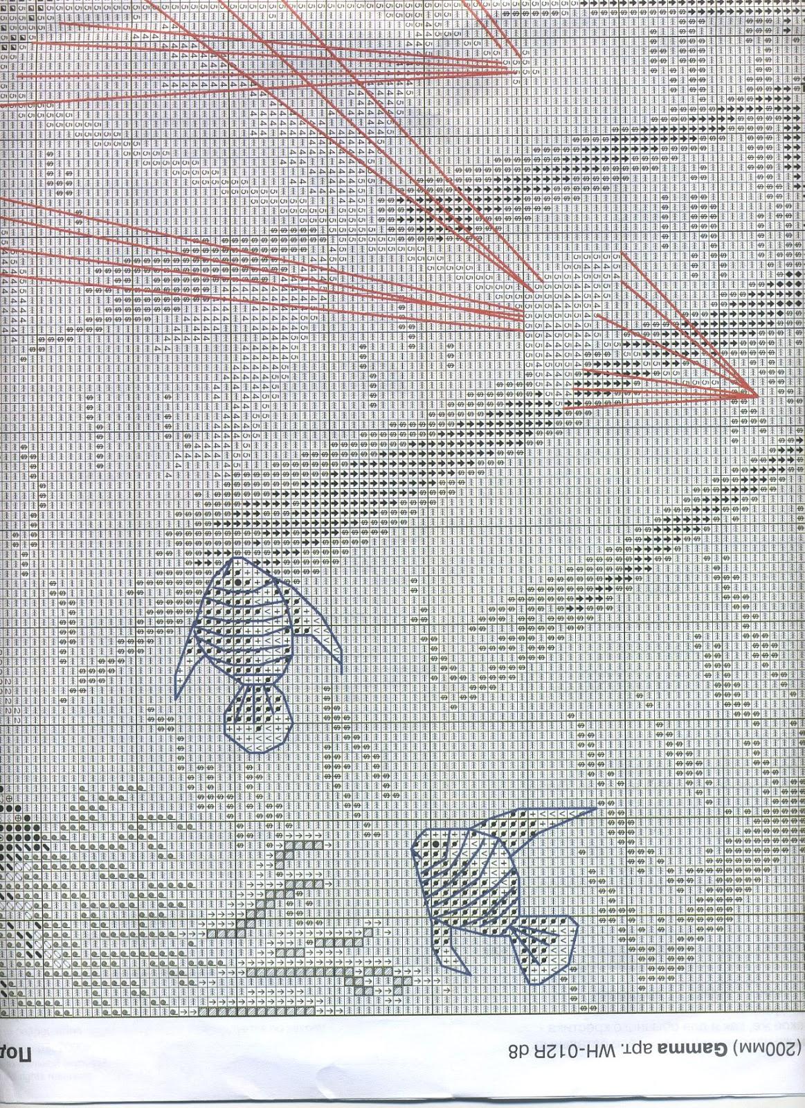 Схемы панна золотая серия