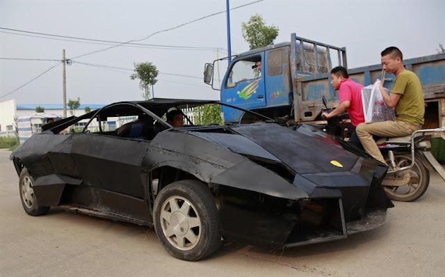 Vietnamese Lamborghini