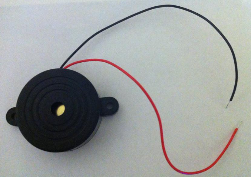 Circuito Zumbador Piezoelectrico : Opiron electronics primeros pasos con un buzzer