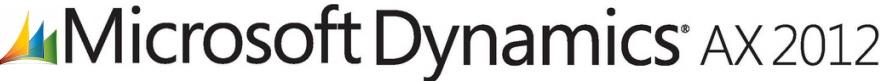 Microsoft Dynamics Axapta 2012