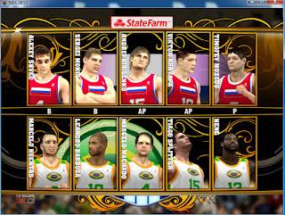 FIBA 2K13 Game Mod