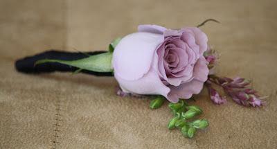Splendid Stems Event Florals - Boutonniere