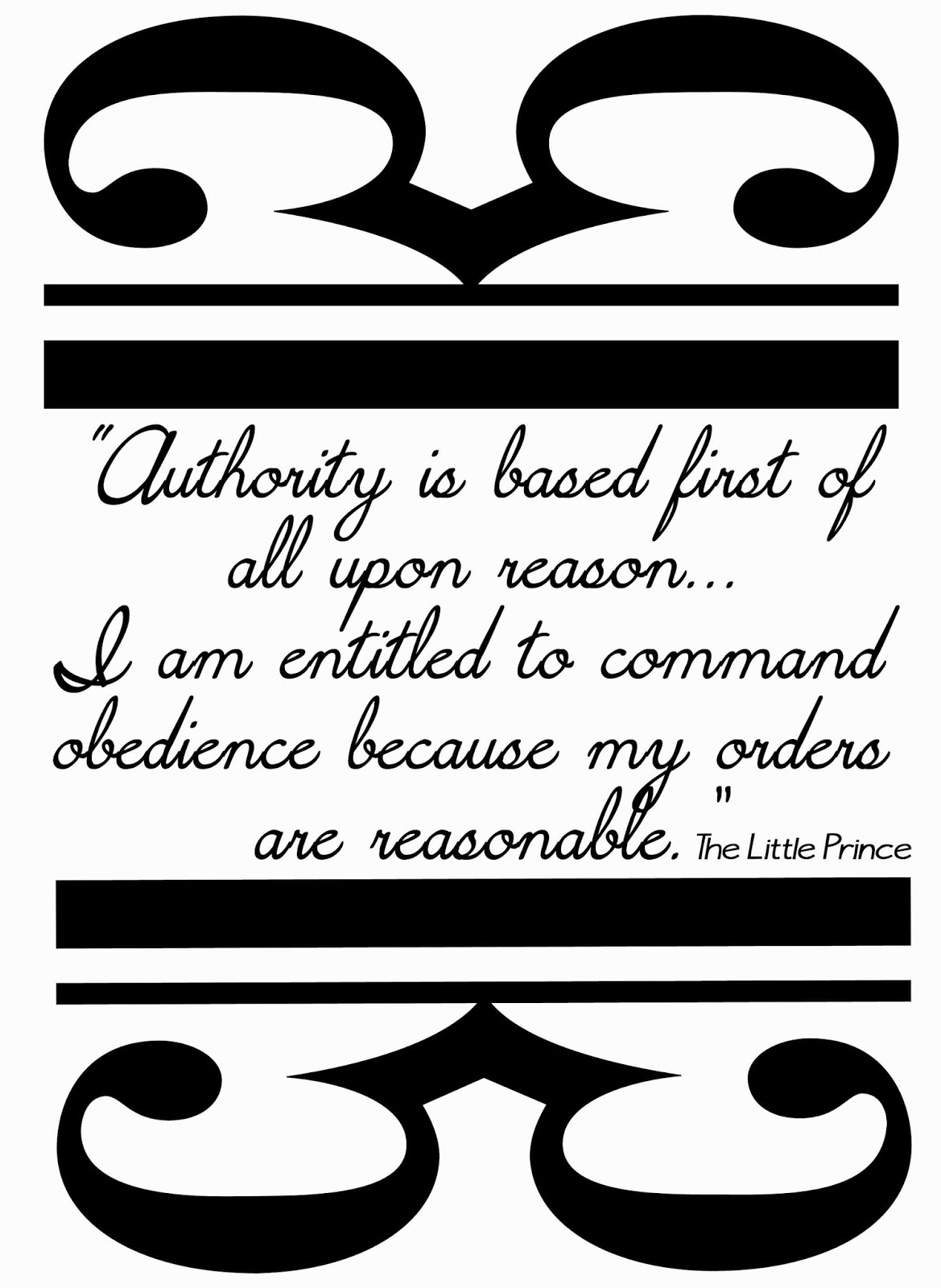 Commanding Obedience within Reason