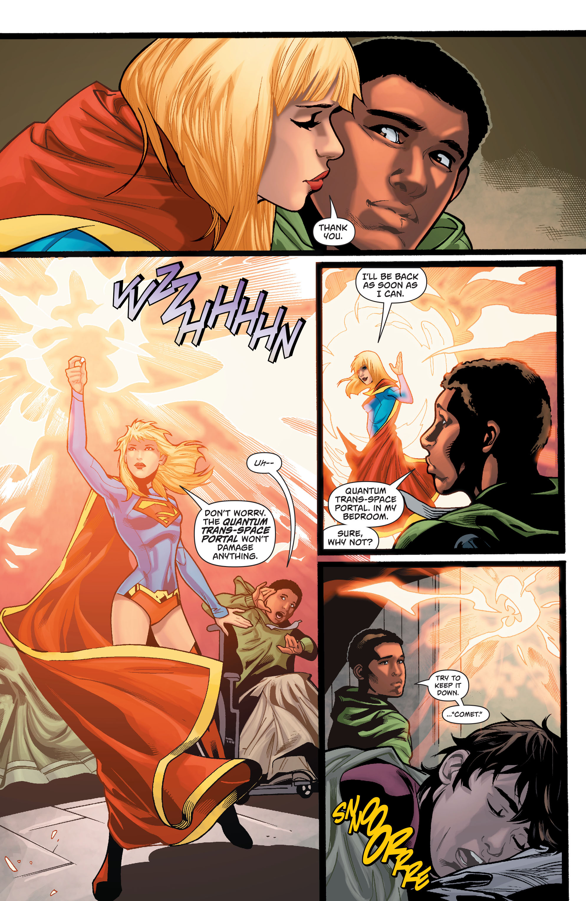 Supergirl (2011) Issue #39 #41 - English 11