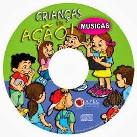 CD Crianças em Ação!