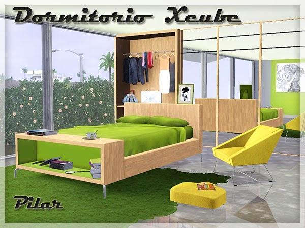03-03-14 Bedroom Xcube