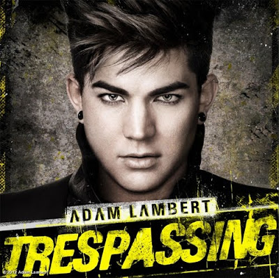 Adam Lambert Trespassing Album Cover Album Cover Adam Lambert