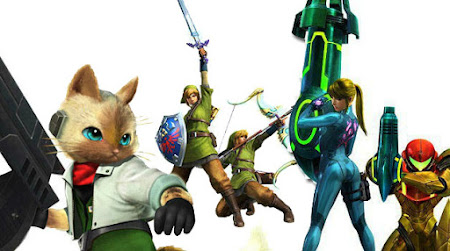 Star Fox, Zelda y Metroid al estilo Monster Hunter