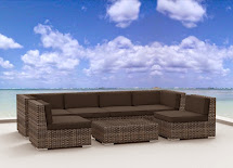 Modern Outdoor Sectional Patio Furniture