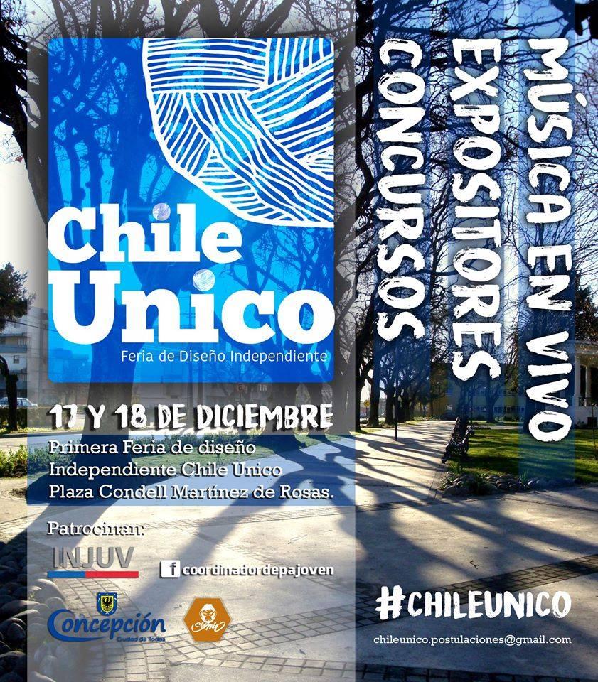 FERIA CHILE UNICO     2016