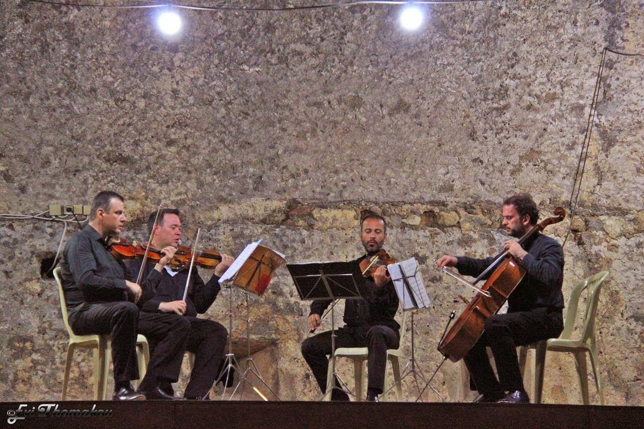 Athens String Quartet Concert