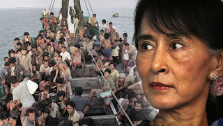 Kerajaan baharu Suu Kyi diharap iktiraf Rohingya