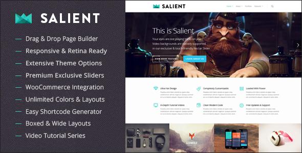 Salient v4.0.2 – Responsive Multi-Purpose WP Theme