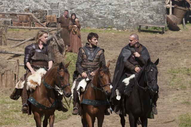 Hình ảnh phim Vương Quốc Camelot