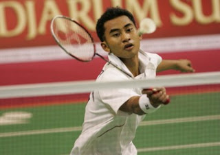 badminton player Tommy Sugiarto