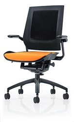 Bodyflex Ergonomic Office Chair by Eurotech Seating
