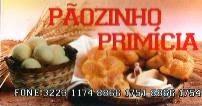 PÃOZINHO PRIMÍCIA TEL: 3223-1174