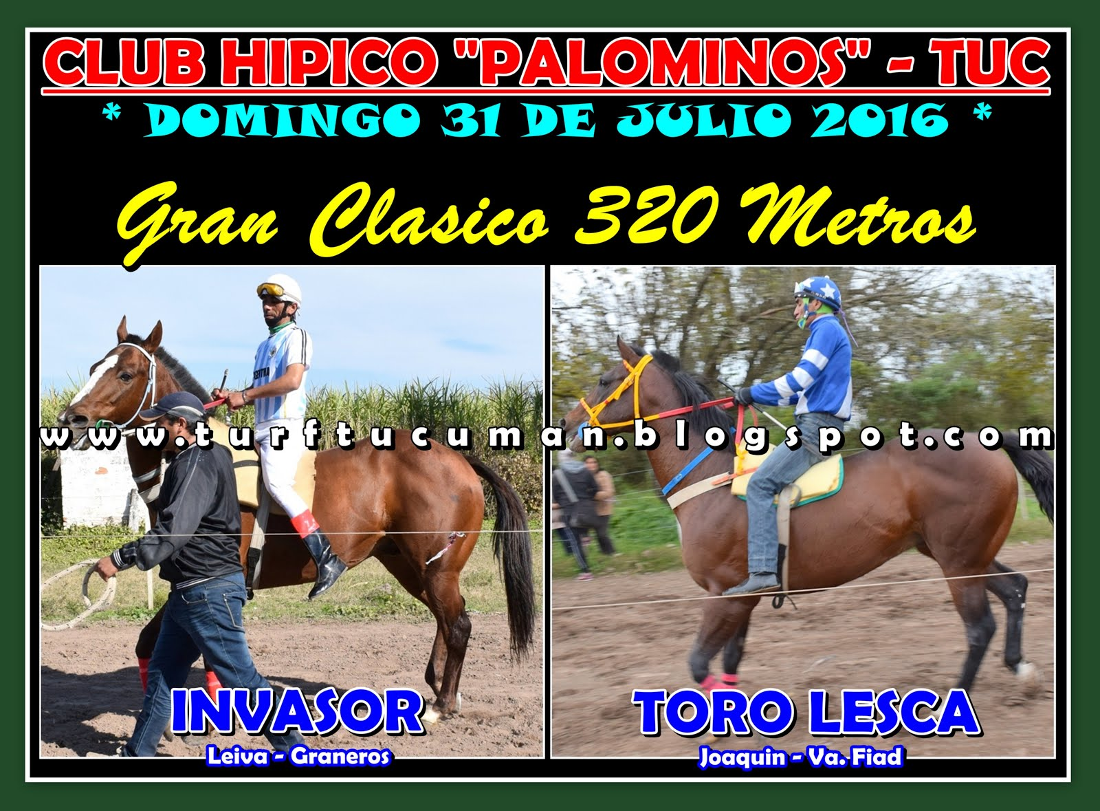 INVASOR VS TORO LESCA