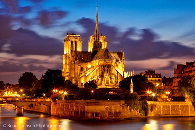 Notre Dame or 'Our Lady of Paris.