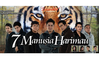 Review Sinetron 7 Manusia Harimau - SUPER SEKALI!