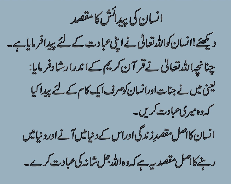 The gallery for --> Islamic Sayings In Urdu