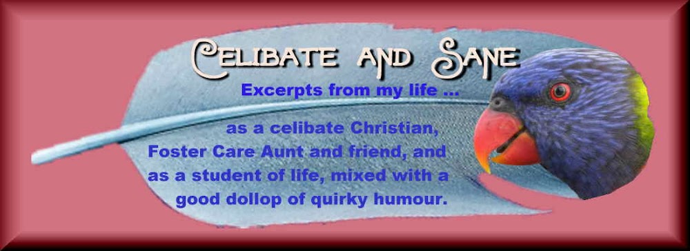 Celibate and Sane