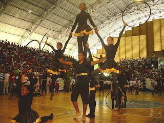 Anuncian Realización del   IX Festival de Gimnasiada Rítmica San Cristóbal 2013