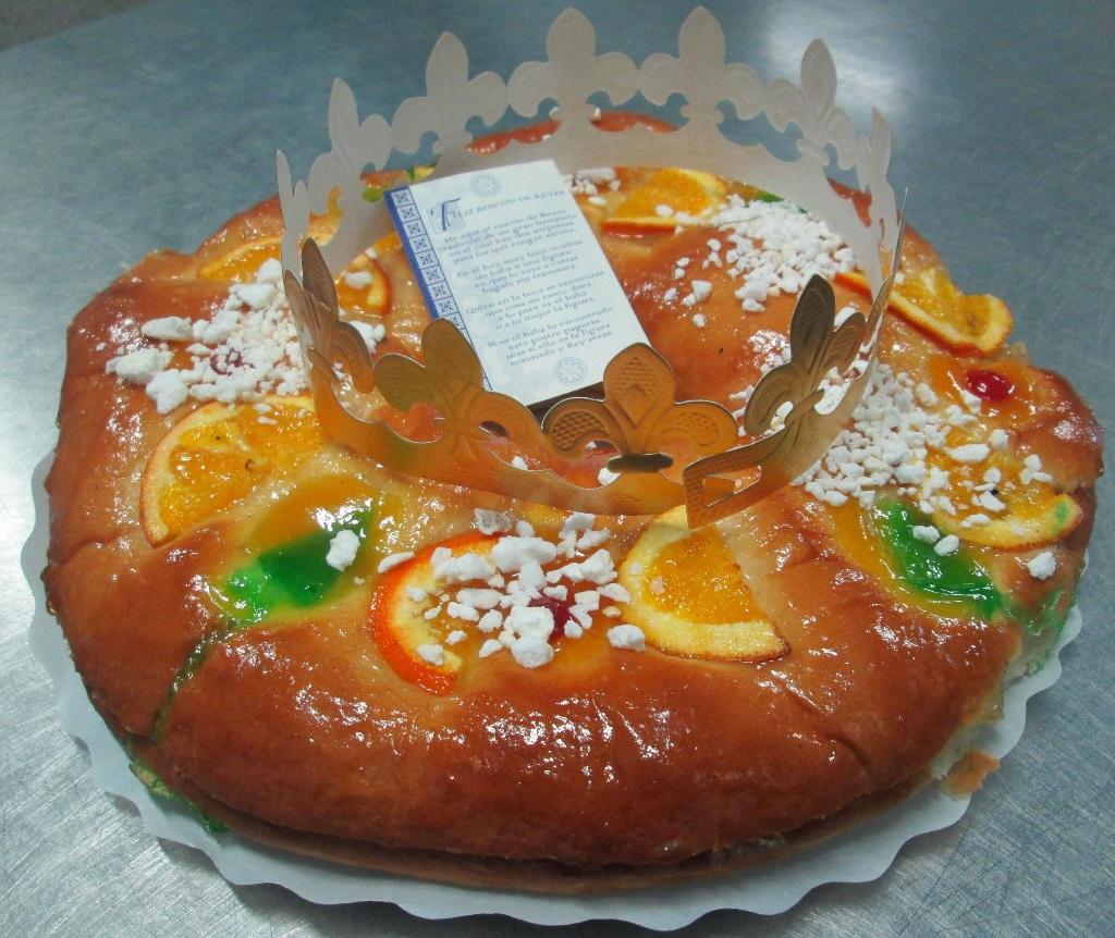 La duquesa pasteleria los roscones de reyes - Roscones de reyes ...