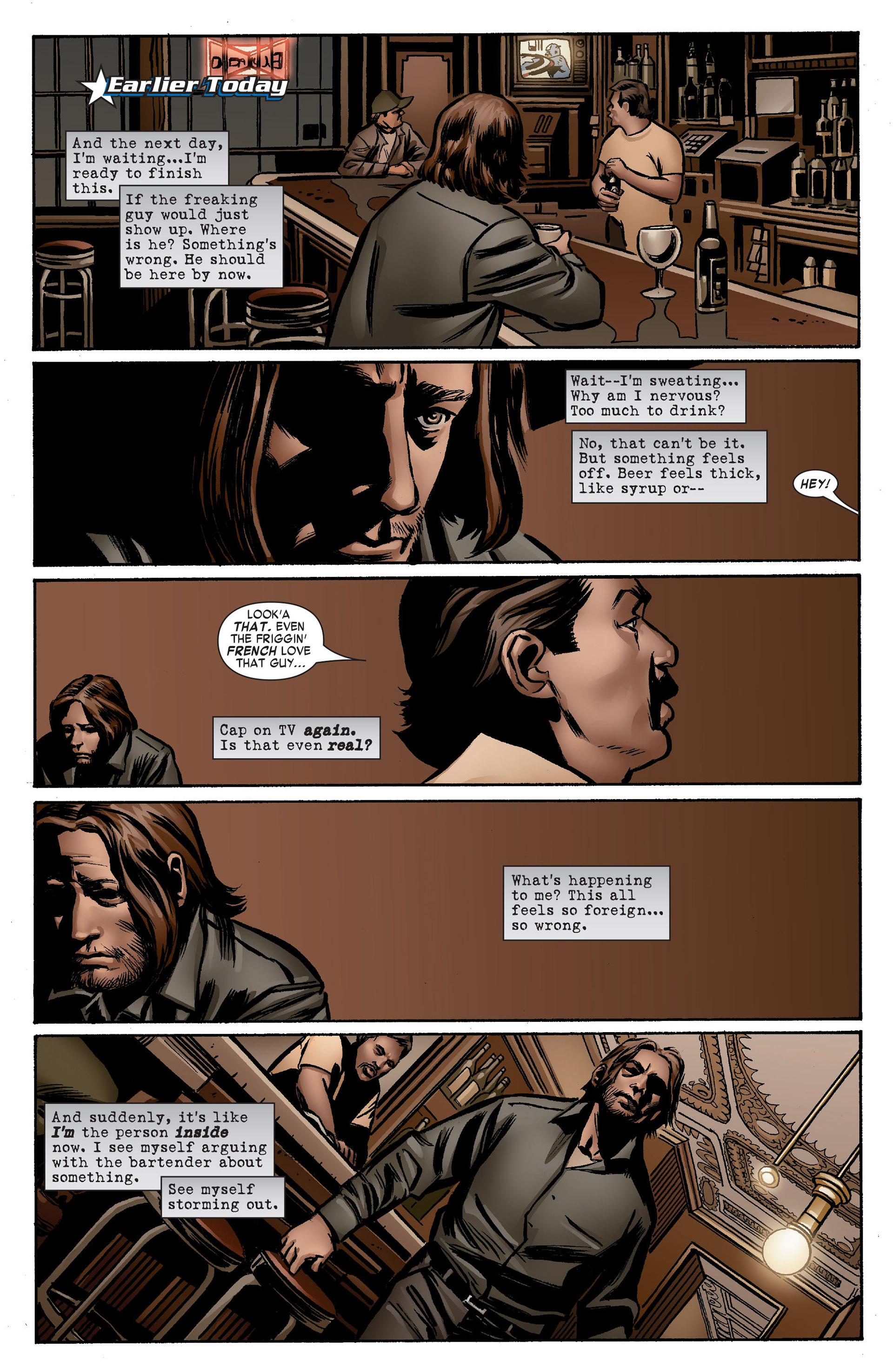 Captain America (2005) Issue #7 #7 - English 21
