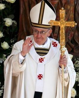 S. S. le Pape François
