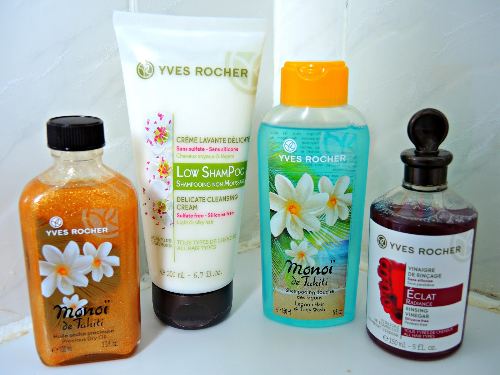Yves Rocher Summer Collection Review