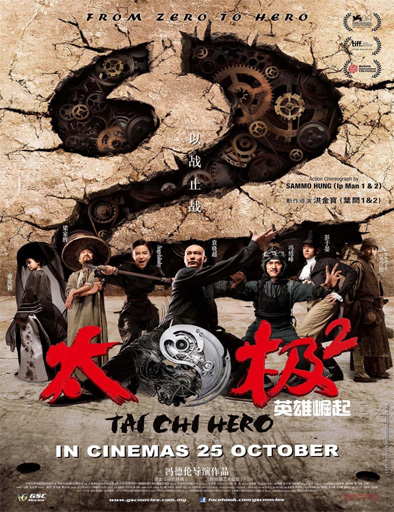 Ver Tai Chi Hero (2012) Online