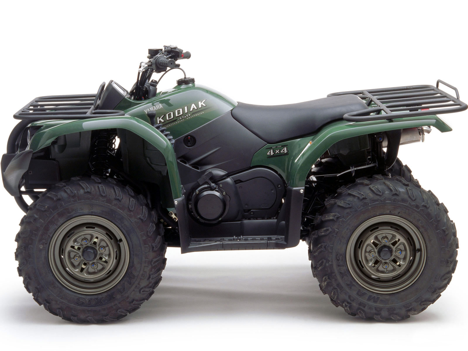 2005 yamaha kodiak 450 atv pictures specifications
