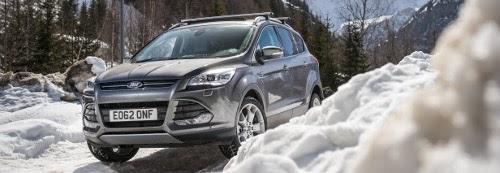 Nové nebo ojeté auto - Ford Kuga