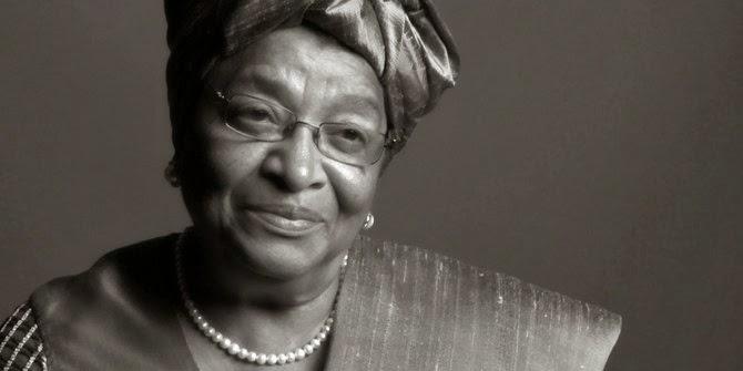 Ellen Johnson Sirleaf (2011)