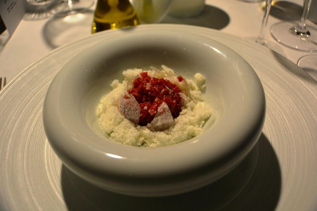 Restaurant Bartholomeus wagyu