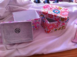Самодельные коробочки