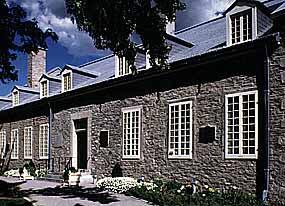 Chateau de Ramezay de Montreal