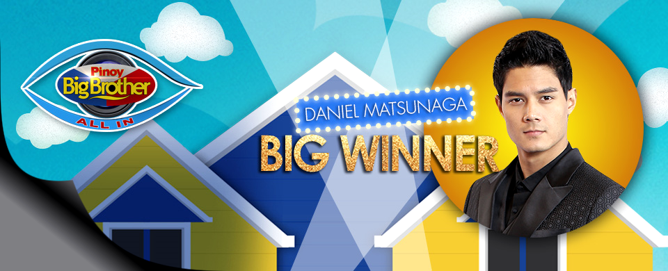 Daniel Matsunaga, PBB All In Big Winner