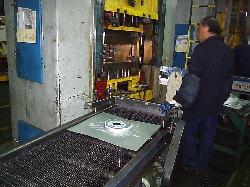 Prevención de Riesgos en Metalmecánica