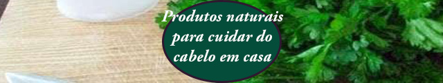 Dica: Produtos naturais para cuidar da pele em casa