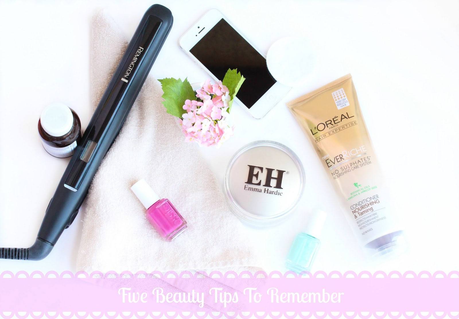 Five Beauty Tips and Tricks