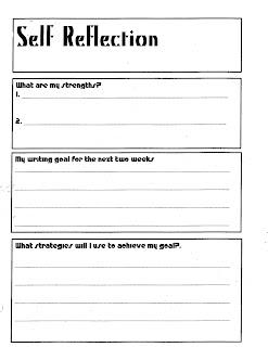 Self Reflection Jpg 247x320 Example Journal Writing