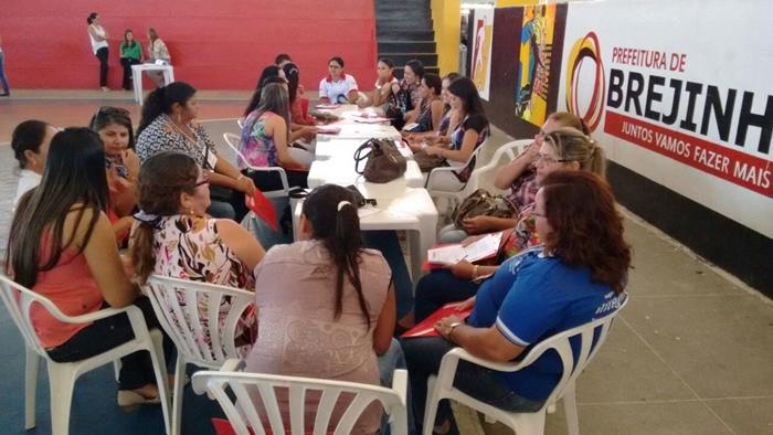 """Prefeitura de Brejinho realiza dia """"D"""" da Campanha de Vacinação Contra a Gripe"""