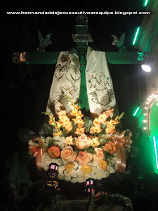 Último Domingo de Mayo - Santísima Cruz -  Templo San Lazaro