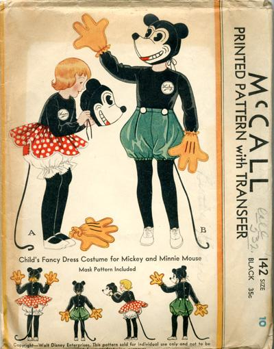 Jedi Mouseketeer: A Look Back at Early Disney Costumes