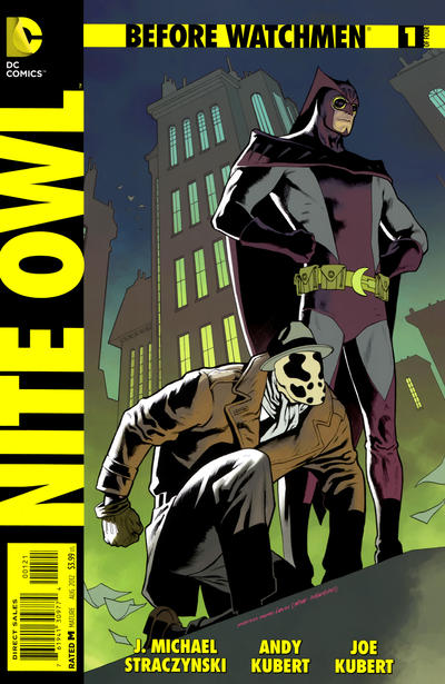 Comics Andother Imaginary Tales Before Watchmen The Series Reviewed