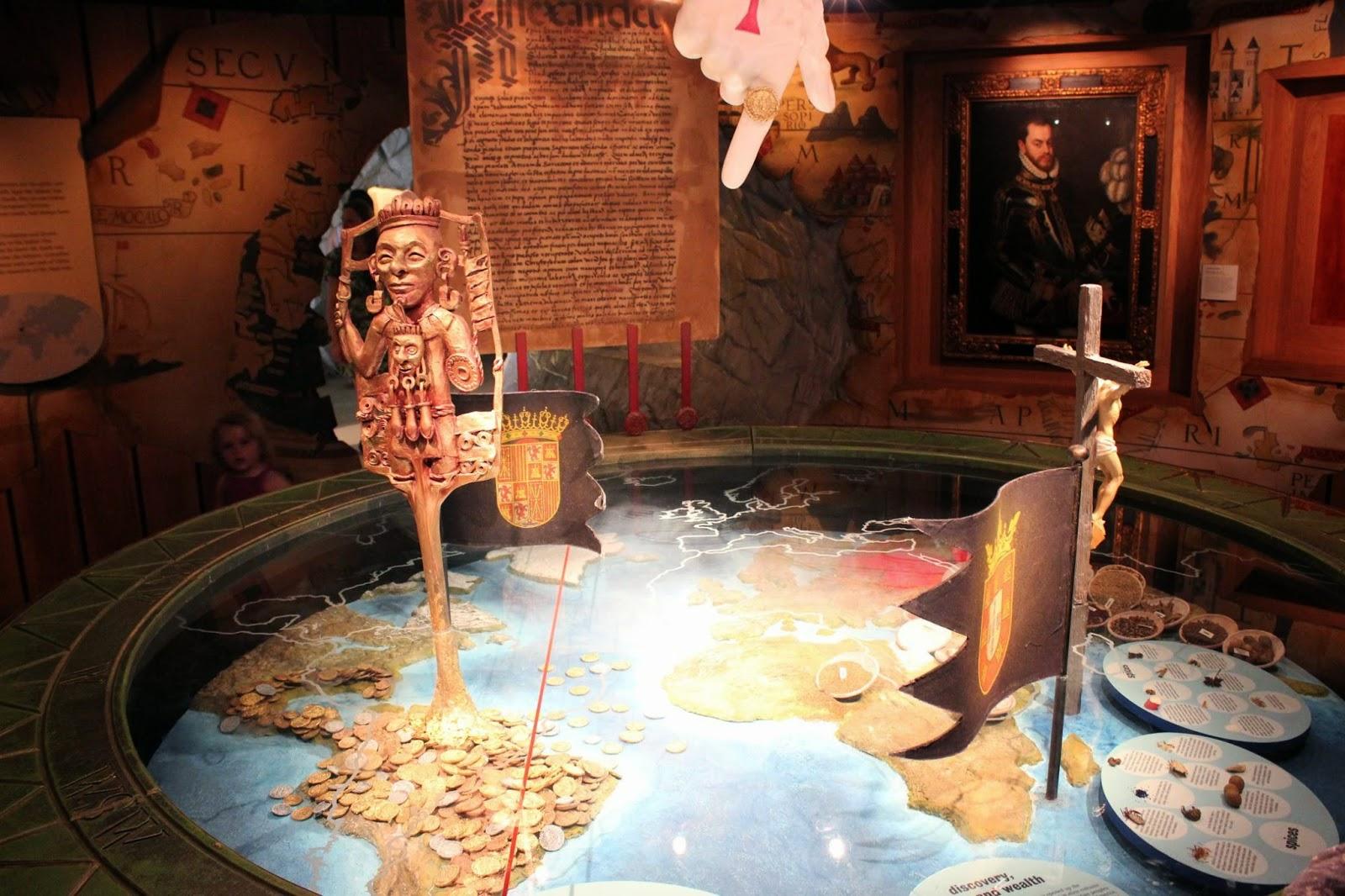 Museu Marítimo Nacional em Londres