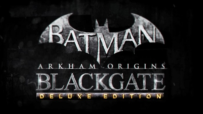Torrent Super Compactado Batman Arkham Origins Blackgate Deluxe Edition PC